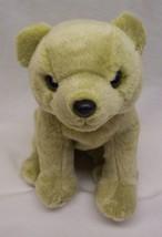 "TY Beanie Buddies ALMOND THE TAN BEAR 12"" Plush STUFFED ANIMAL Toy - $19.80"
