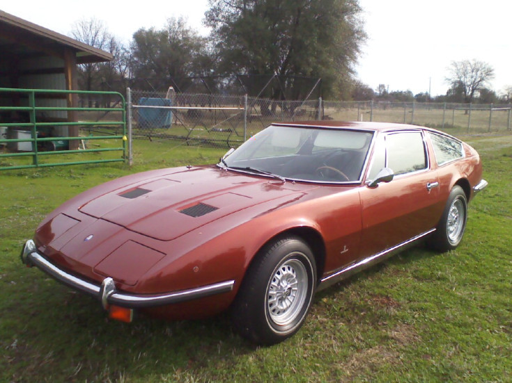 1971 Maserati Indy For Sale in Bella Vista, CA 96008