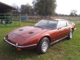1971 Maserati Indy For Sale in Bella Vista, CA 96008 image 1
