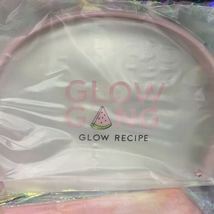 Glow Recipe Limited Edition Merch Glow Gang Pouch Tie Dye Face Cover Bandanna image 3