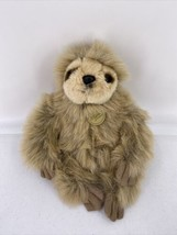"Miyoni by Aurora Plush Tree Sloth Stuffed Animal Toy 2017 With Tag 12"" - $9.49"