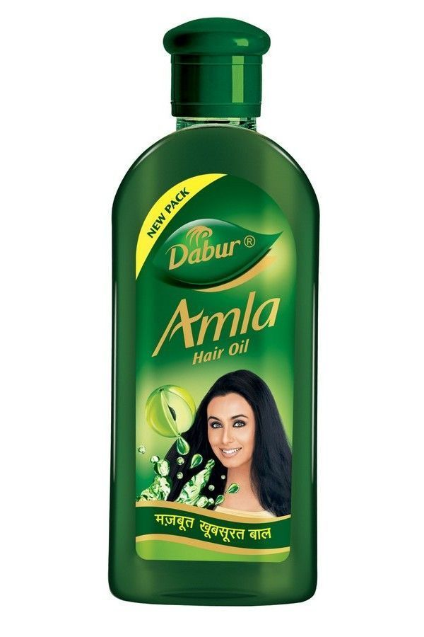 Dabur Amla Hair Oil Natural Gooseberry 50ml Beautiful Strong Hair Loss Control