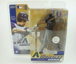 Luis Gonzalez Arizona Diamondbacks McFarlane Variant Figure MLB D'Backs ... - $29.69