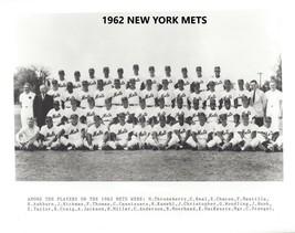1962 New York Mets 8X10 Team Photo Baseball Picture Ny Mlb - $3.95