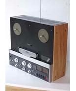 NEU Metall Holz Kabinett für Revox B-77 Tonbandgeräte Bandmaschine Tape ... - $245.53
