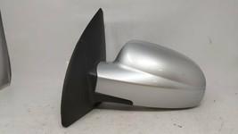 2009-2009 Pontiac G3 Driver Left Side View Power Door Mirror Silver 58693 - $51.36