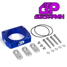 For 99-2004 Ford F250 F350 Super Duty Blue Throttle Body Spacer Kit 5.4L... - $86.40