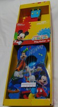 Mickey Mouse Guitar Disney Junior Clubhouse Blu... - $23.18