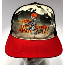 Vintage NWT Looney Tunes Space Jam Kick Some Alien Butt Hat Bugs Bunny (... - $97.99