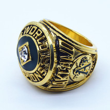 1972 Oakland Athletics World Series Baseball Championship Ring SIZE 11 ONLY - $30.00+