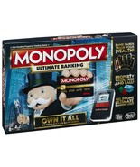 Monopoly Ultimate Banking Board Game 2-4 Players Indoor Game Age 8+ - $187.30