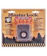Master Lock Gun Lock, 110dB Alarm, Protective Rubber Pads, 4-Pin Tumbler... - $29.65