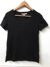 Forever 21 Contemporary Womens Black T Shirt Top Size S Small - $8.95
