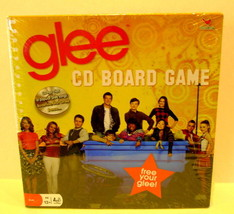 Glee Board Game  CD Twentieth Century Fox Sealed New Box 2010 - $64.35