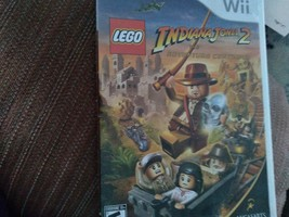 Nintendo Wii LEGO Indiana Jones 2: The Adventure Continues image 1