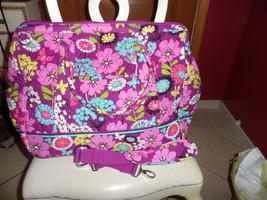 Vera Bradley Flutterby Frame Travel Bag - $85.00