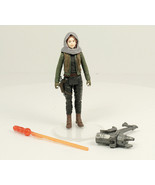 Star Wars: Rogue One - SERGEANT JYN ERSO (JEDHA) - Loose 3.75 - $7.99