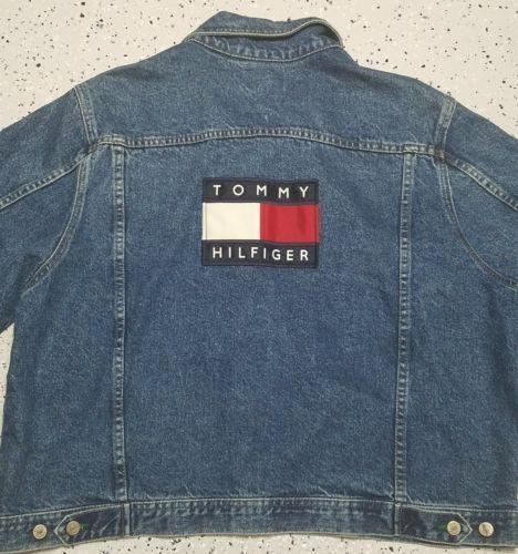 8a0a003d Mens Vintage 90's Tommy Hilfiger Denim Jean and similar items. 12