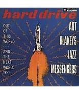 Hard Drive By Art Blakey's Jazz Messengers CD 1999 Jazz NEW SEALED RARE OOP - $18.55