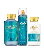 Bath & Body Works Saltwater Breeze Trio Gift Set  - $45.95