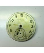 GIRARD PERREGAUX SEA HAWK WW2 WATCH DIAL FOR VINTAGE MILITARY RESTORATIONS - $105.70