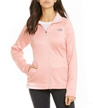 THE NORTH FACE Sale New Agave Full Zip Jacket Buttery Soft Fleece Coat P... - $56.07