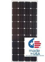 Monocrystalline Solar Panel 180-Watt Built-in Blocking Diodes Weather Proof - €248,23 EUR