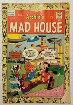 Archie Comics VMad House #48 1966 - $32.51