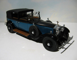 ~ 1929 Rolls Royce - Franklin Mint 1:24 Diecast - B11PR25 - Phantom I   MIB - $48.95