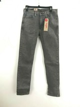Men's Levi's 510 skinny stretch fit faded black jeans 30 X 32 New tags - $34.19