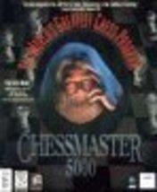 Chessmaster 5000 - PC [Windows 98] - $8.12