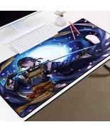 Mairuige® Beautiful Anime Mousepad Touken Ranbu Beauty Male Pattern Mous... - $18.19+