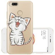 Crownpro Xiaomi Mi A1 Case Soft Tpu Silicone Cases Xiaomi Mi 5X Mi5X Back Cover - $9.37
