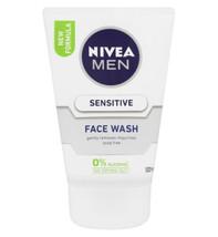 Nivea Men Sensitive Face Wash 100ml - $11.14