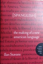 443 Book Spanglish English Book - $4.43