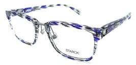 Starck Eyes Mikli Rx Eyeglasses Frames SH3044 0002 55-21-145 Blue Grey S... - $148.50