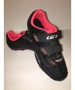 Louis Garneau Mens Multi-Airflex Black Cycling Shoes Size 38 - $34.95