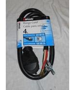 Woods 0761 6/2 - 8/2 SRDT 50-Amp Range Appliance HEAVY Power Supply Cord... - $24.99
