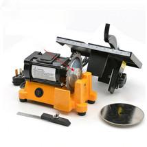 Manual wood cutting Saw non-metal jade cutting table saw 2 kinds of saw ... - $183.15