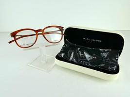 Marc by Marc Jacobs MARC 143 (CJQ)Light Havana / Gold 50 x 18 Eyeglass Frames - $69.95