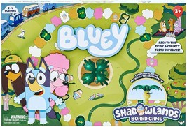 NEW SEALED 2021 Bluey Shadowlands Board Game - $29.69
