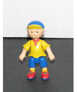 Rare PBS CAILLOU Figure Poseable Toy  - $9.98