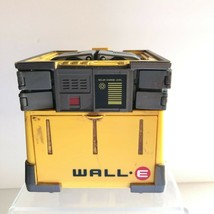 Rare Wall-e Transforming Action Robot Cube Press'n' Pop Action Disney/Pi... - $256.41