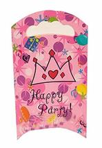 PANDA SUPERSTORE Set of 15 Paper Party Favor Bags Children Party Bags Gift,8.5''
