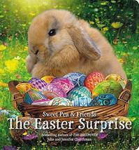The Easter Surprise (Sweet Pea & Friends, 5) [Board book] Churchman, Jen... - $8.90