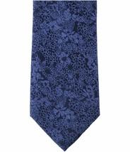 Michael Kors Mens Tonal Outlined Self-tied Necktie - $15.15