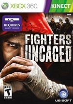 Fighters Uncaged - Xbox 360 - $15.39