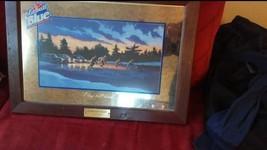 4 Vintage Collectors Edition Labatt Blue Mirrors - $98.16