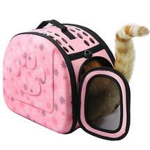 Pet Dog Travel Carrier Handbag Outdoor Shoulder Bag Portable - $26.09