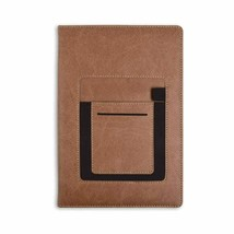 Doodle Edgemont Undated Executive Notebook Diary with Phone Pocket & Pen - $19.79